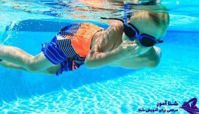 کلاس آموزش VIP ( تک نفره ) چهار شنا | شناآموز