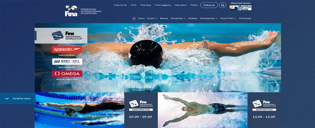 سایت فینا - تاریخچه آموزش شنا | شناآموز