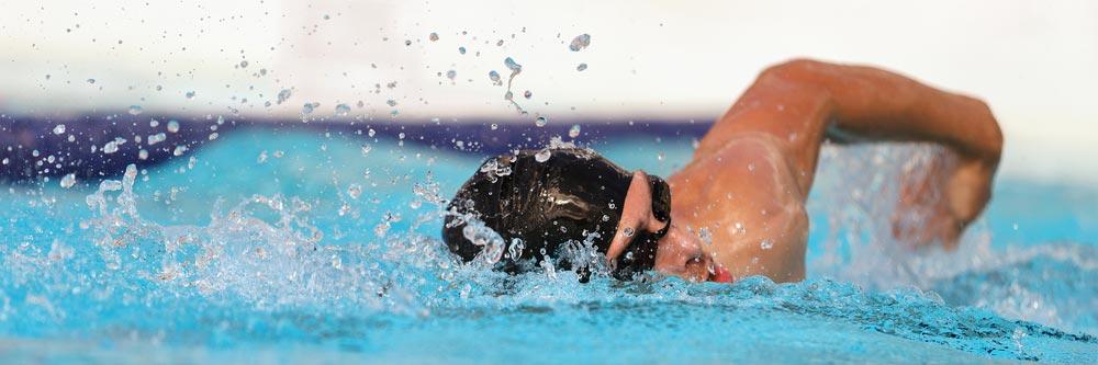 دوره نیمه تکمیلی آموزش شنا برای آموزش کرال سینه