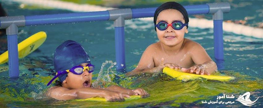 آموزش مقدماتی شنا به صورت رایگان | شناآموز