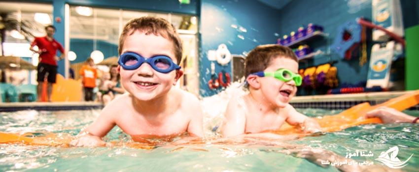 اطلاعات عمومی ، نکات و موارد عمومی در رابطه با شنا و آموزش شنا | شناآموز