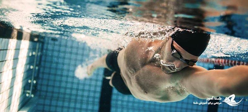 فواید شنا کردن برای سلامتی | شناآموز
