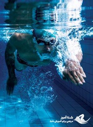 فواید شنا کردن | شناآموز